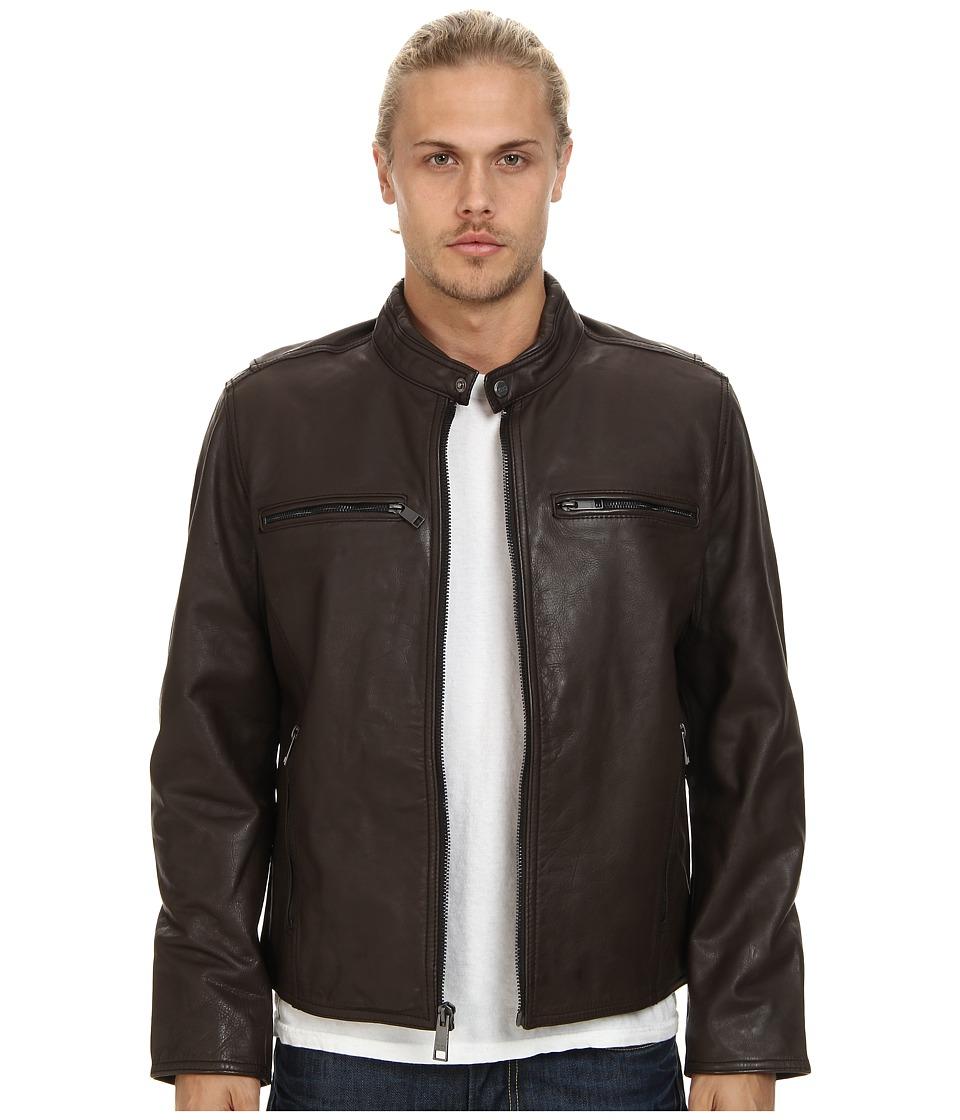 Marc New York by Andrew Marc - Lamar Jacket (Brown) Men's Coat