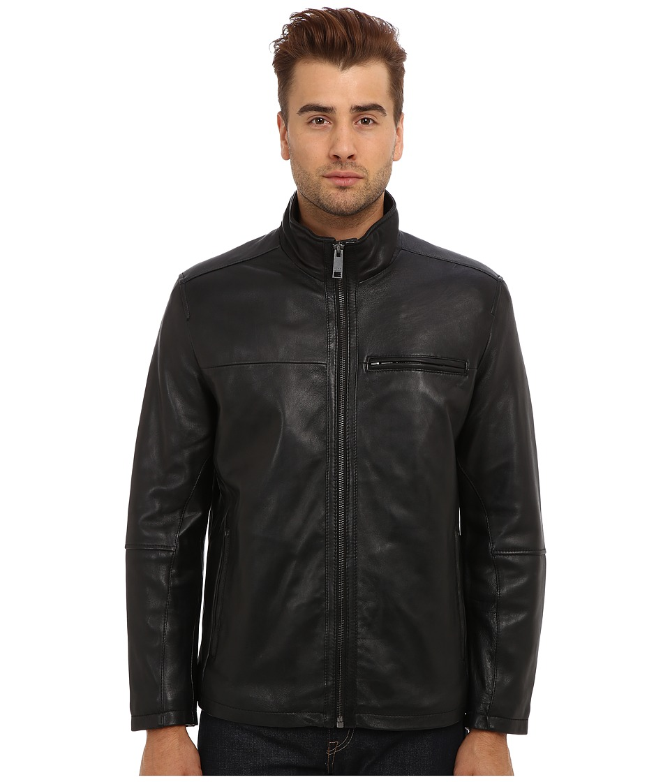 Marc New York by Andrew Marc - Slade Jacket (Black) Men's Coat