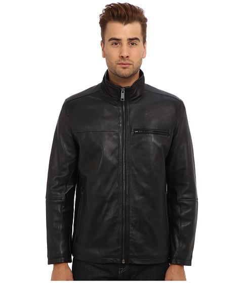 Marc New York by Andrew Marc - Slade Jacket (Black) Men's Coat