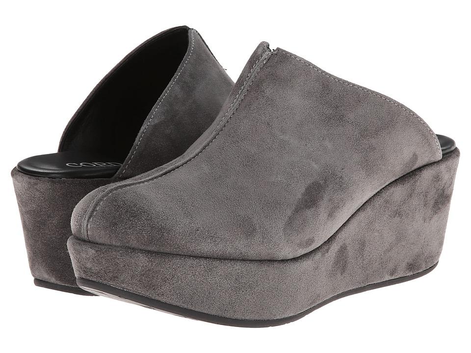 Cordani - Darma 2 (Grey Suede) Women's Clog Shoes