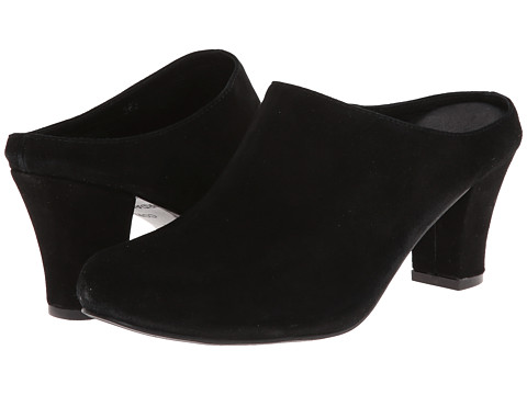 Cordani - Hatty (Black Suede) Women's Clog Shoes