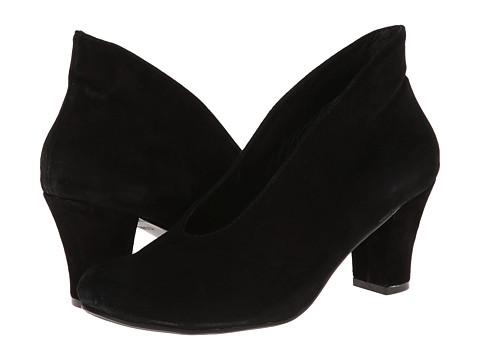 Cordani - Hermosa (Black Suede) Women's 1-2 inch heel Shoes