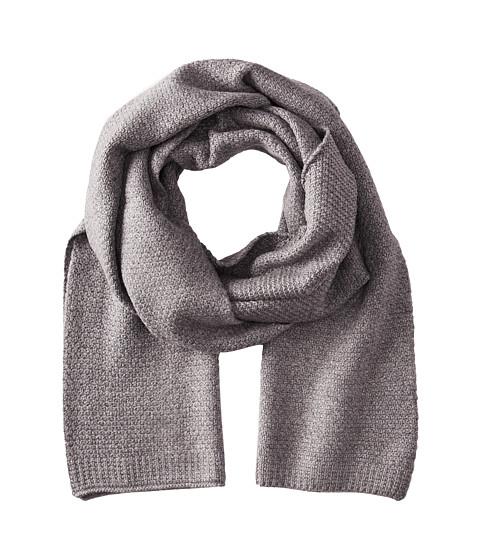 Echo Design - Cashmere Blend Wrap (Dark Grey) Scarves
