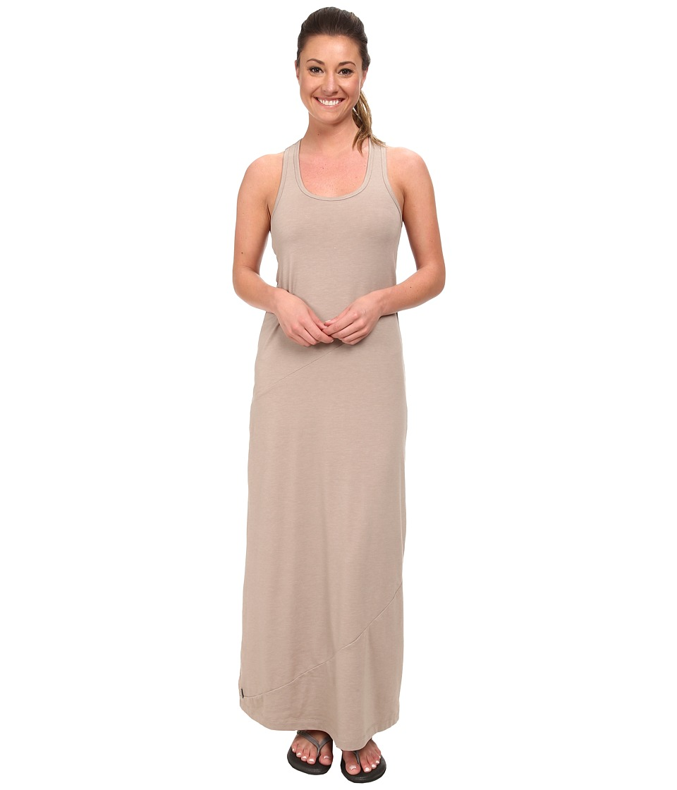 Lole - Sarah Maxi Dress (Biscotti Heather) Women's Dress