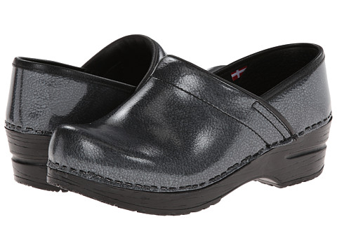 Sanita - Professional Bianca (Grey) Women's Clog Shoes