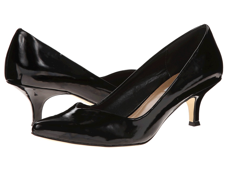 rsvp - Safiya (Black Pat Pu) High Heels