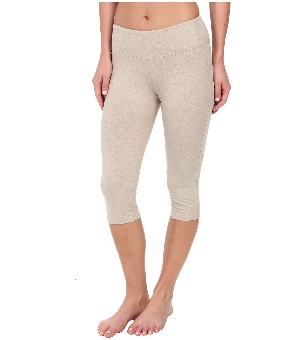 Lole - Serene Capri (Biscotti Heather) Women's Capri