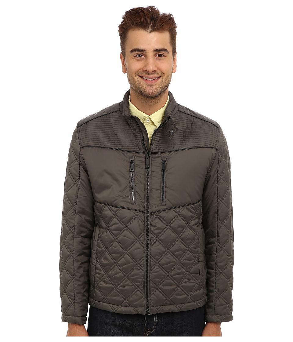 Marc New York by Andrew Marc - Park Jacket (Gunmetal) Men's Coat