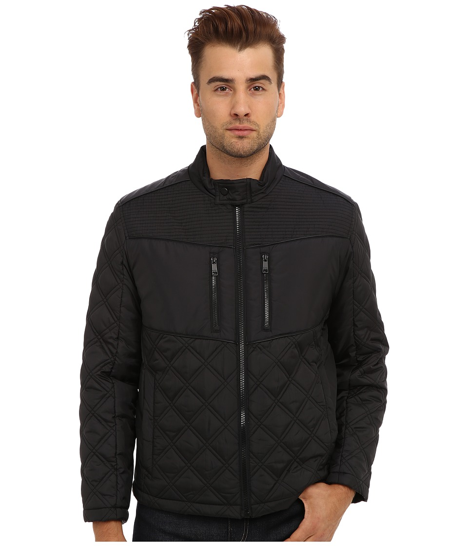 Marc New York by Andrew Marc - Park Jacket (Black) Men's Coat