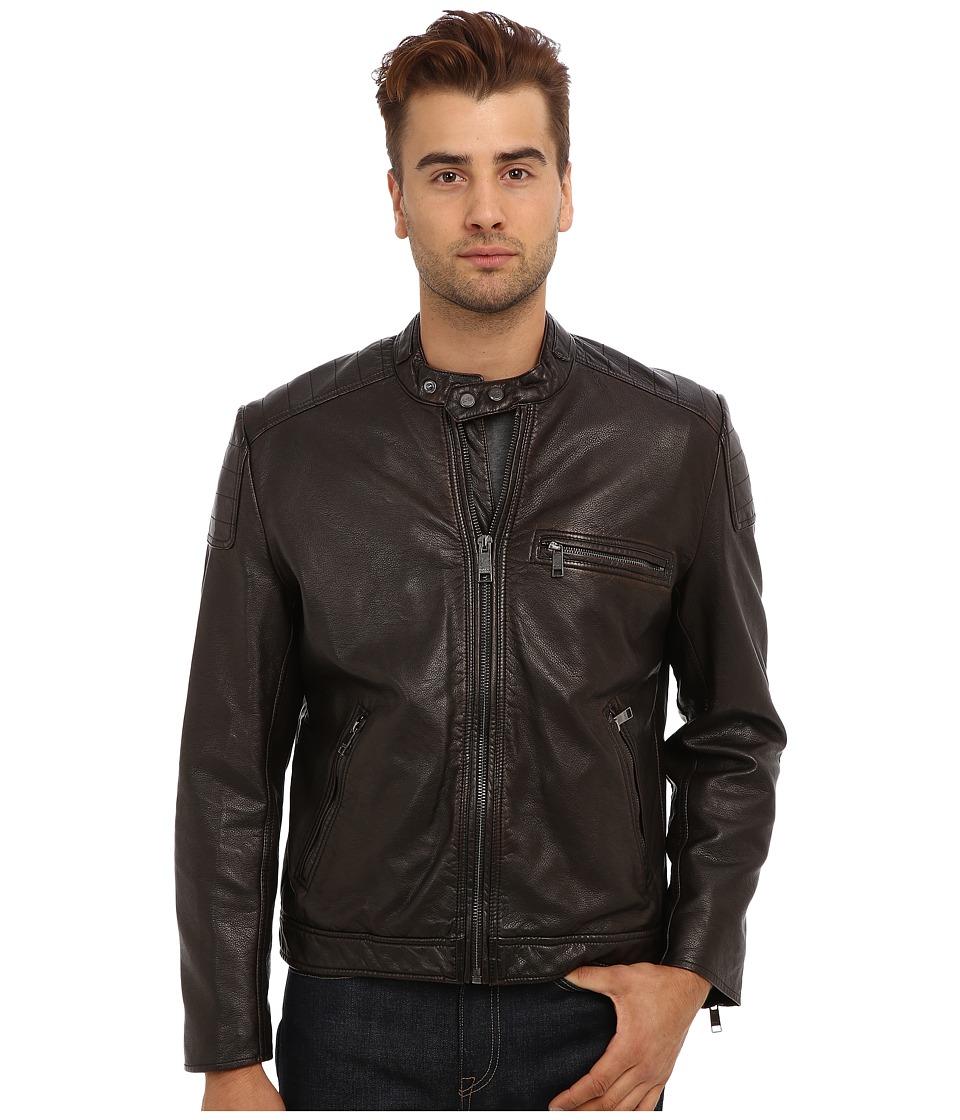 Marc New York by Andrew Marc - Felton Jacket (Brown) Men's Coat