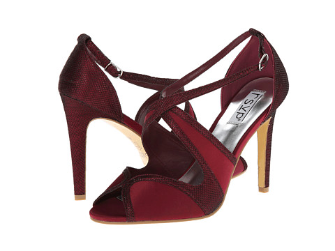 rsvp - Sutton (Burgundy) High Heels