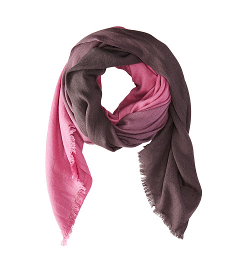 Echo Design - Milk Made Ombre Woven Wrap (Charcoal Heather) Scarves