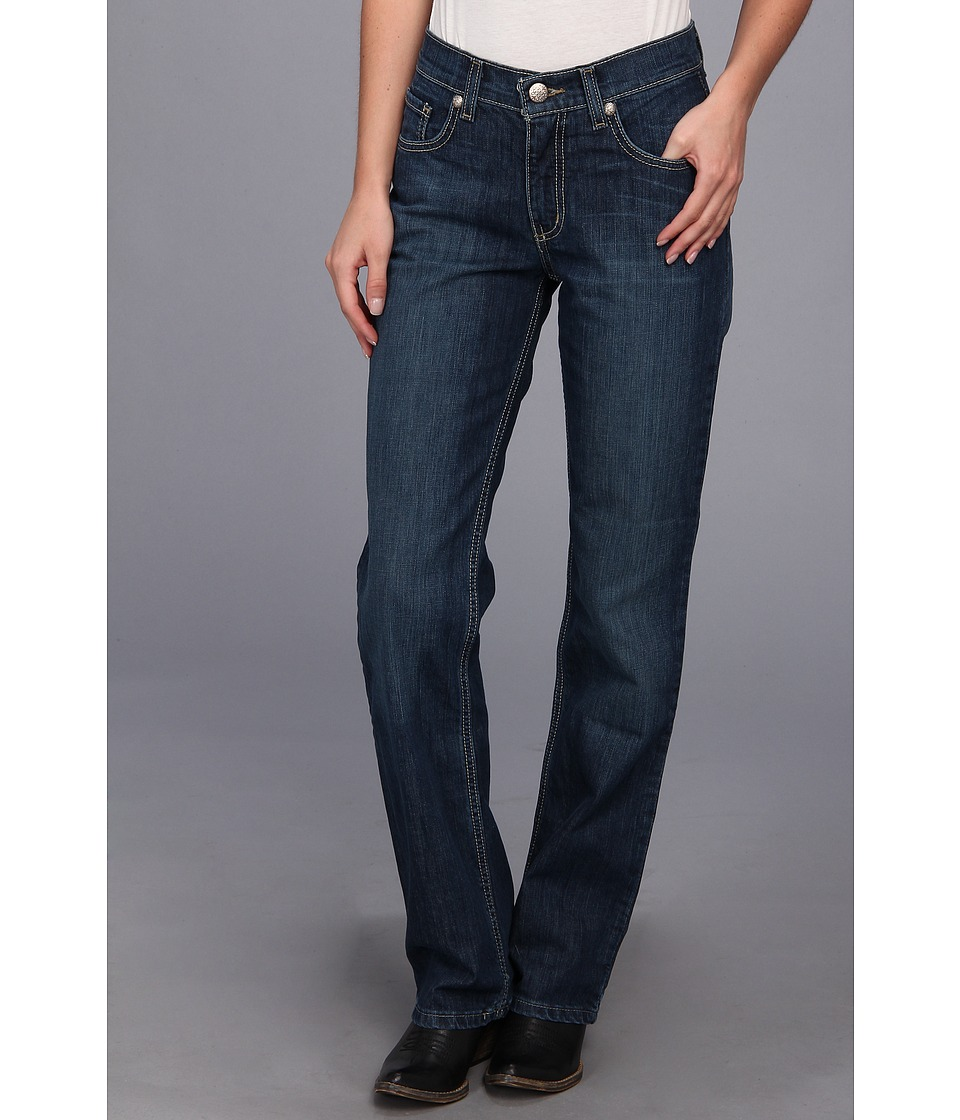 Cruel - Rachel Relaxed Stretch (Indigo) Women