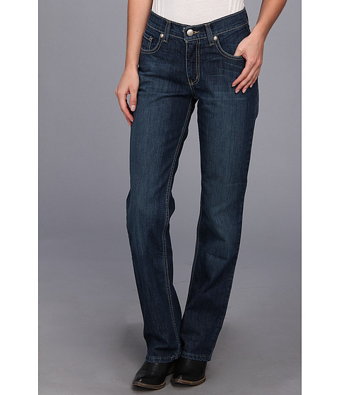 Cruel - Rachel Relaxed Stretch (Indigo) Women's Jeans