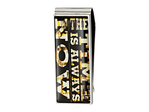 w rkin stiffs - Now Is Always The Time Money Clip (No Color) Wallet