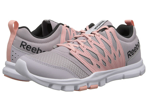 Reebok - Yourflex Trainette 5.0 MT (Lavender Luck/Gravel/Patina Pink) Women's Shoes