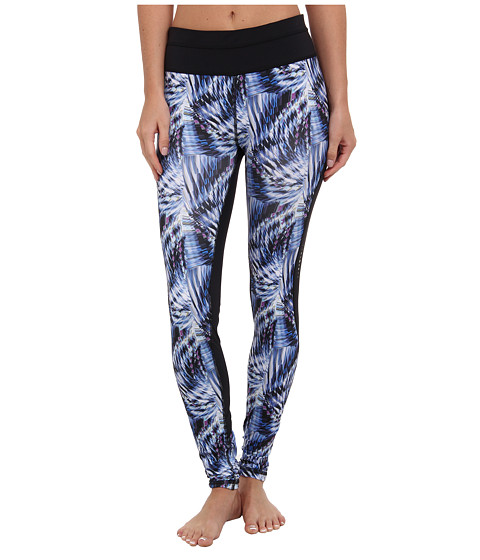 C&C California - Velocity Core Tight (Liquid Cobalt) Women