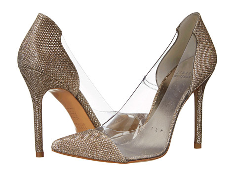 Stuart Weitzman Bridal & Evening Collection - Onview (Platinum Noir) High Heels