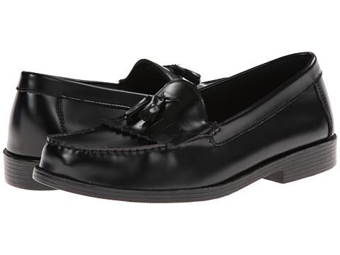 Bass Windham (Black) Men's Slip on  Shoes