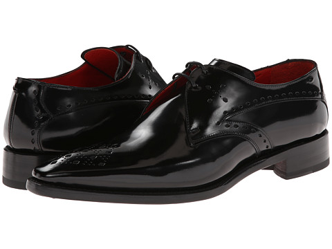 Jeffery-West - Ozil (Black) Men's Shoes