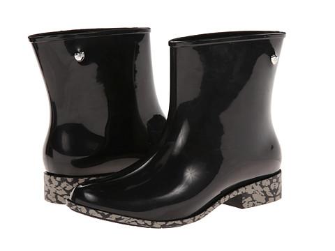 Mel by Melissa - Mel Goji Berry (Black) Women's Rain Boots