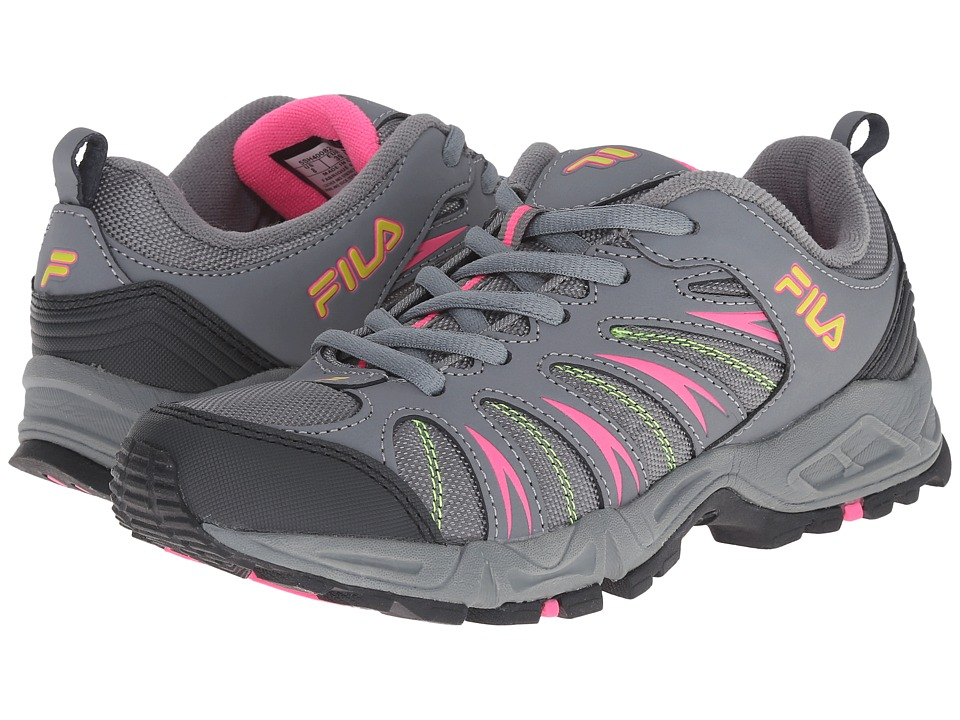 Fila - Trailbuster 2 (Monument/Dark Shadow/Knockout Pink) Women