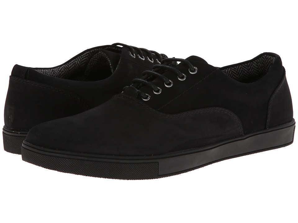 Kenneth Cole Unlisted - Camp Fire (Black) Men's Lace up casual Shoes