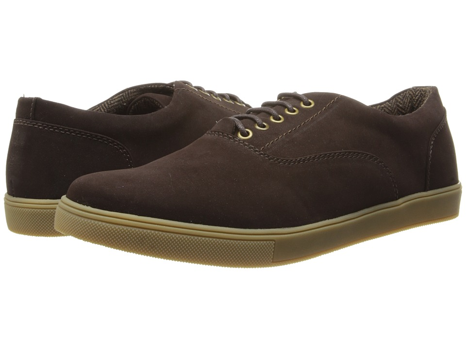 Kenneth Cole Unlisted - Camp Fire (Brown) Men's Lace up casual Shoes