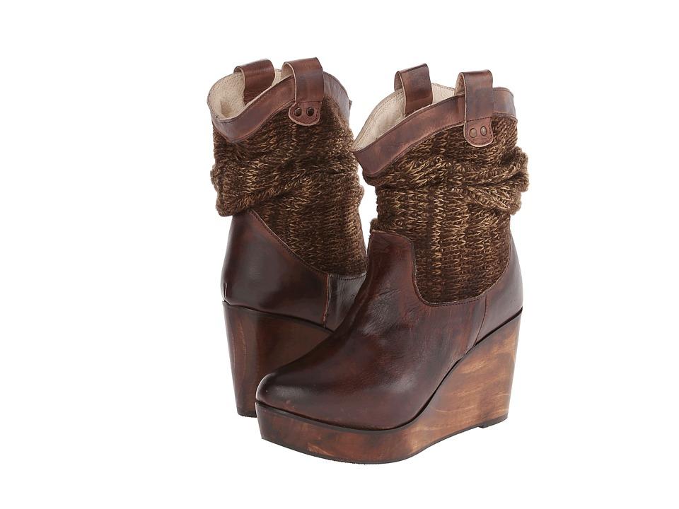 Bed Stu - Bruges (Teak Rustic) Women's Boots
