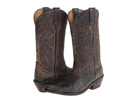 Bed Stu - Tehachapi (Black) Women's Boots