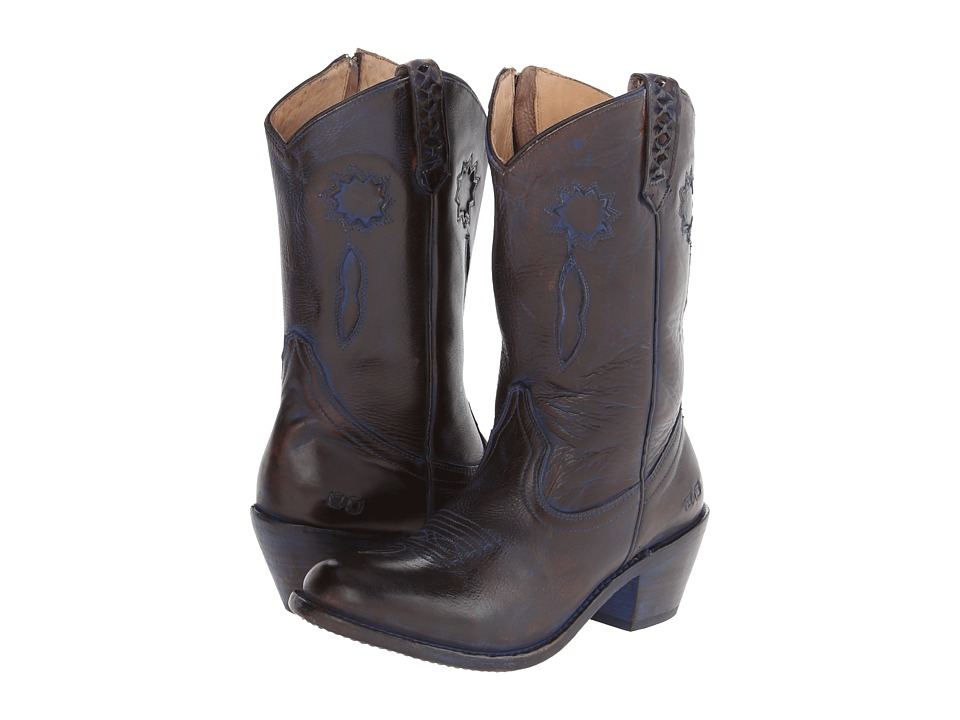 Bed Stu - Jura (Blue) Cowboy Boots