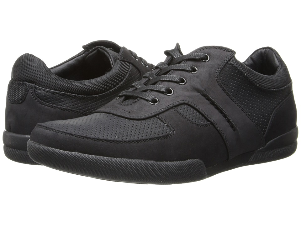 Kenneth Cole Unlisted - Fast Thinker (Black Synthetic) Men's Lace up casual Shoes