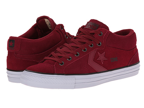 Converse - Star Player Pro Mid (Oxheart/Gravel) Men