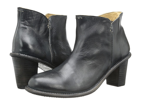Bed Stu - Sonic (Black) Women's Pull-on Boots