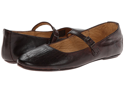 Bed Stu - Shuffle (Teak) Women's Maryjane Shoes