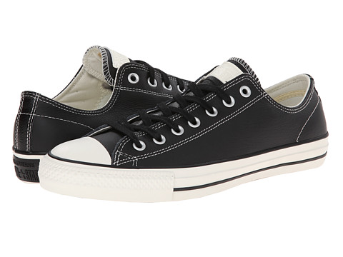 Converse - Ctas Pro Ox (Black/Egret) Lace up casual Shoes