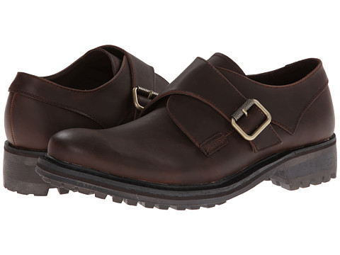 Kenneth Cole Unlisted - Serge-Ant (Dark Brown Synthetic) Men