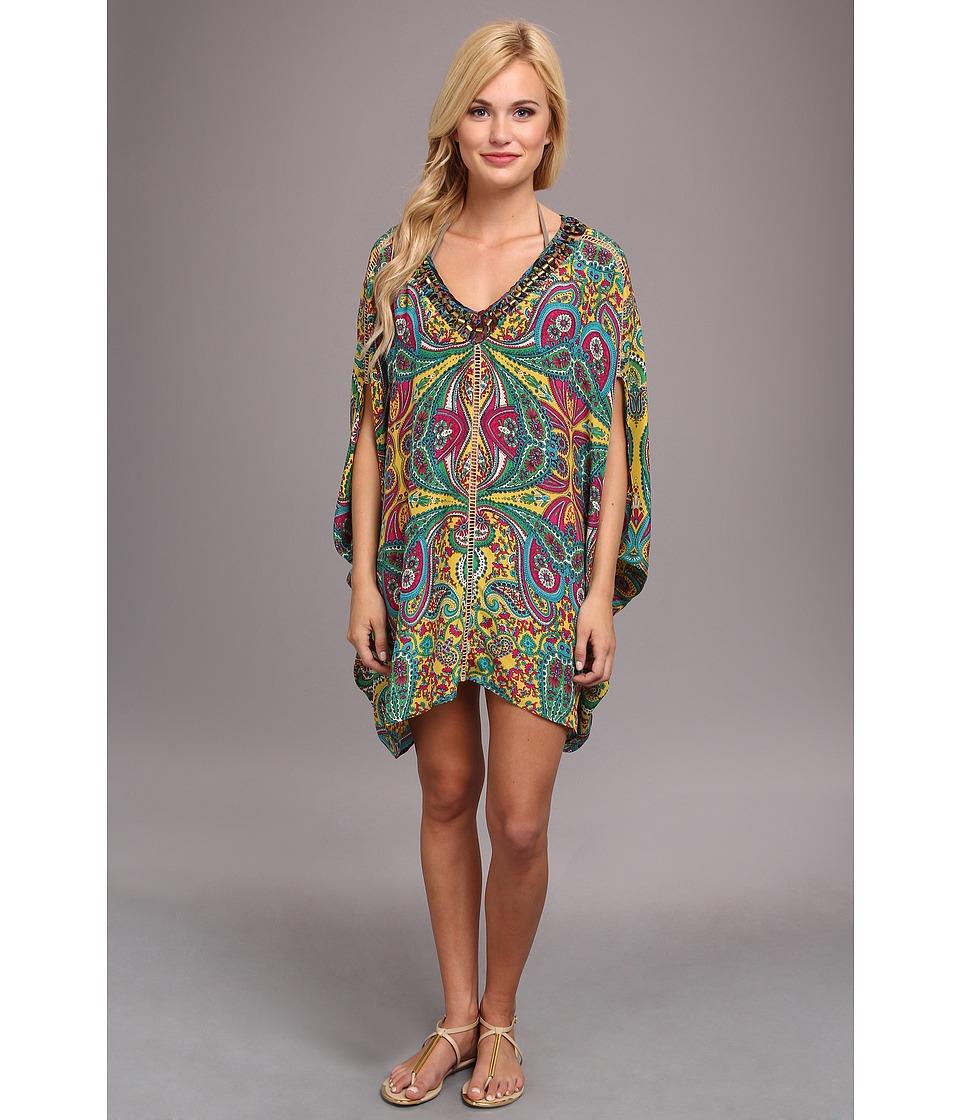 KAS New York Polly Dress Womens Dress (Multi)