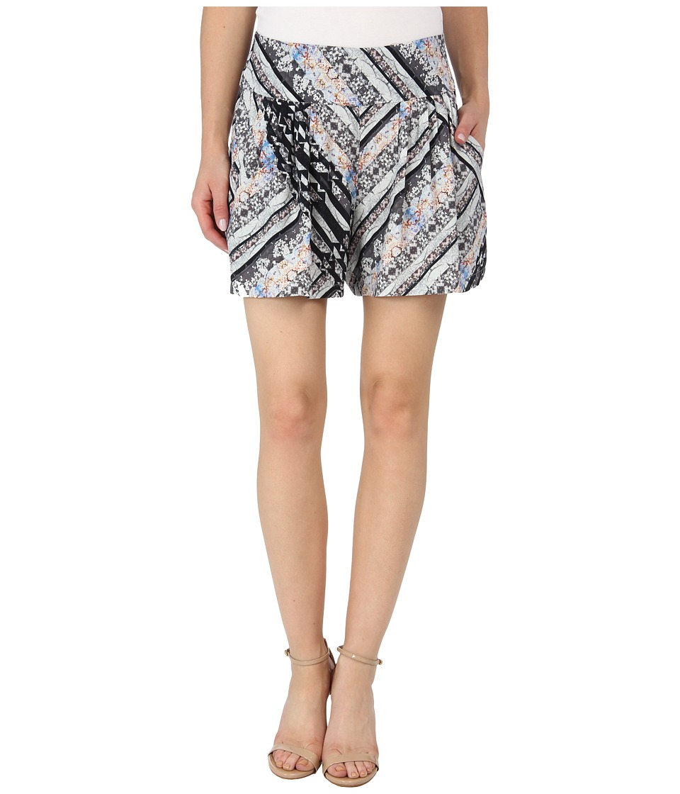 Nanette Lepore - Caravan Short (Stripe Multi) Women's Shorts