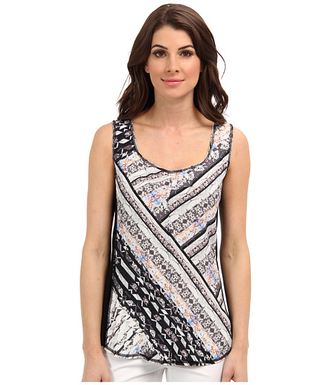 Nanette Lepore - Spirited Tank (Stripe Multi) Women