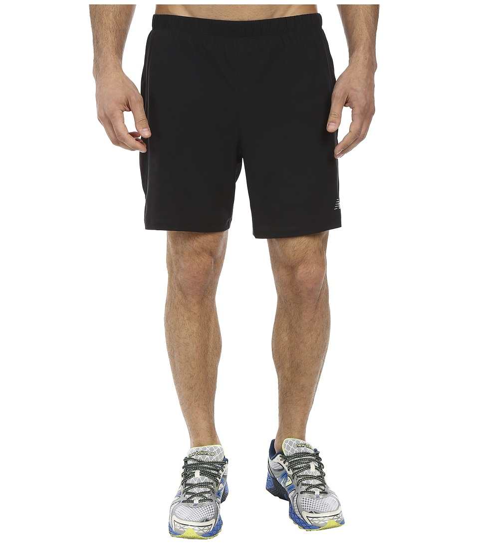 New Balance - Speed 2-in-1 Short (Black) Men's Shorts