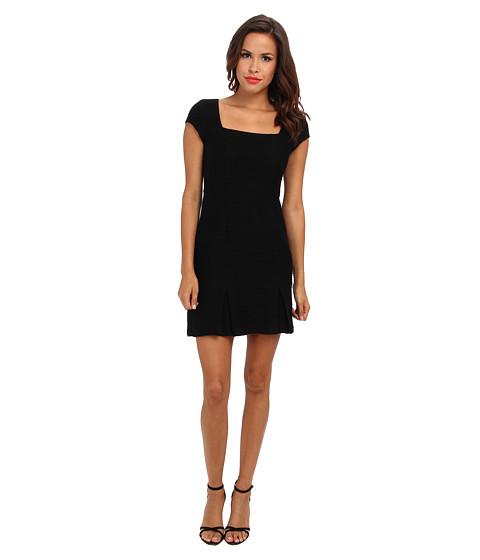 Nanette Lepore - Dedicate Dress (Black) Women