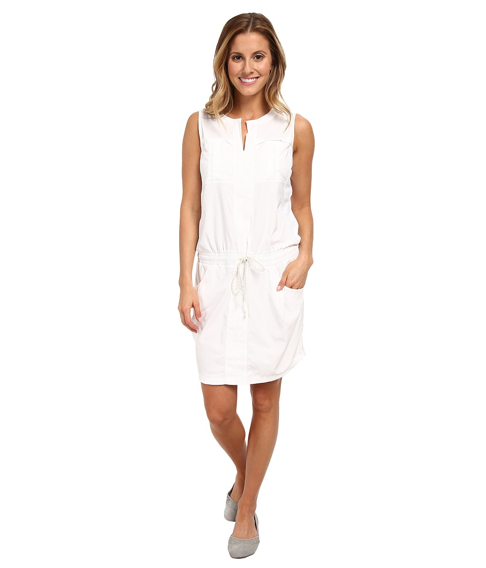 Lole - Marina Sleeveless Dress (White) Women's Dress