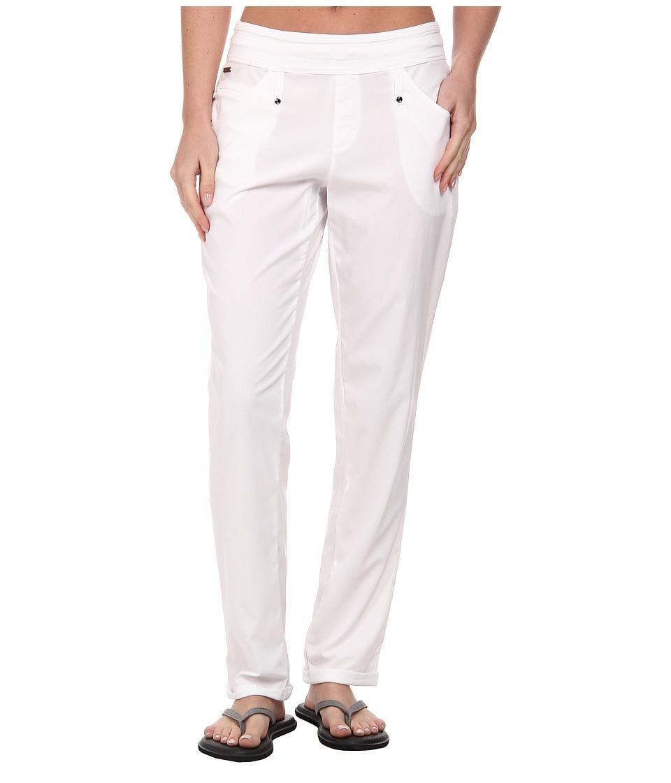 Lole - Gateway Drawcord Pant (White) Women