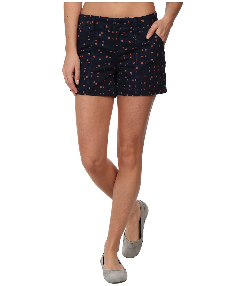 Lole - Casey Short (Amalfi Blue Crossroads) Women's Shorts