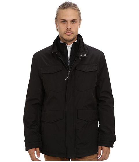 Marc New York by Andrew Marc - Caleb Jacket (Black) Men's Coat
