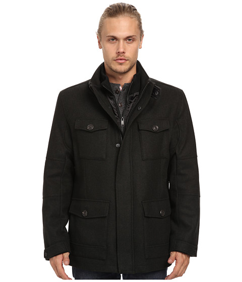 Marc New York by Andrew Marc - Travis Coat (Moss) Men