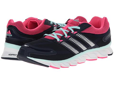 adidas Running - Powerblaze W (Collegiate Navy/Silver Metallic/Solar Pink) Women