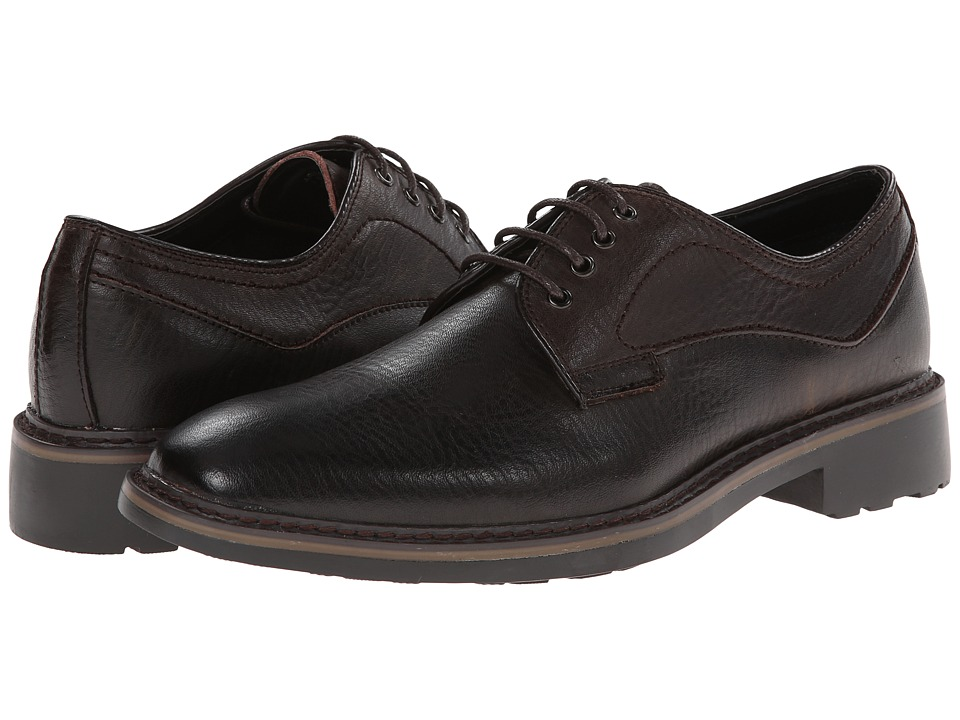 RW by Robert Wayne - Aries (Dark Brown) Men's Shoes