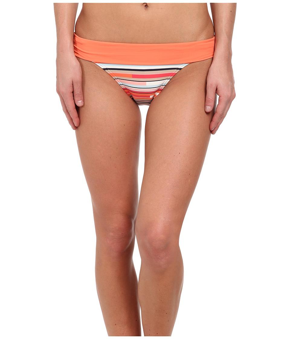 Lole - Mojito High Swim Bottom (Nougat Multi-Stripe) Women's Swimwear